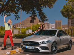 CLA Coupe Edition 2020