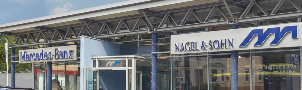 Auto Nagel in Halle (Westfal.)