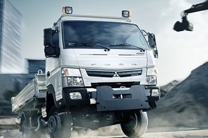 Foto Canter 4x4