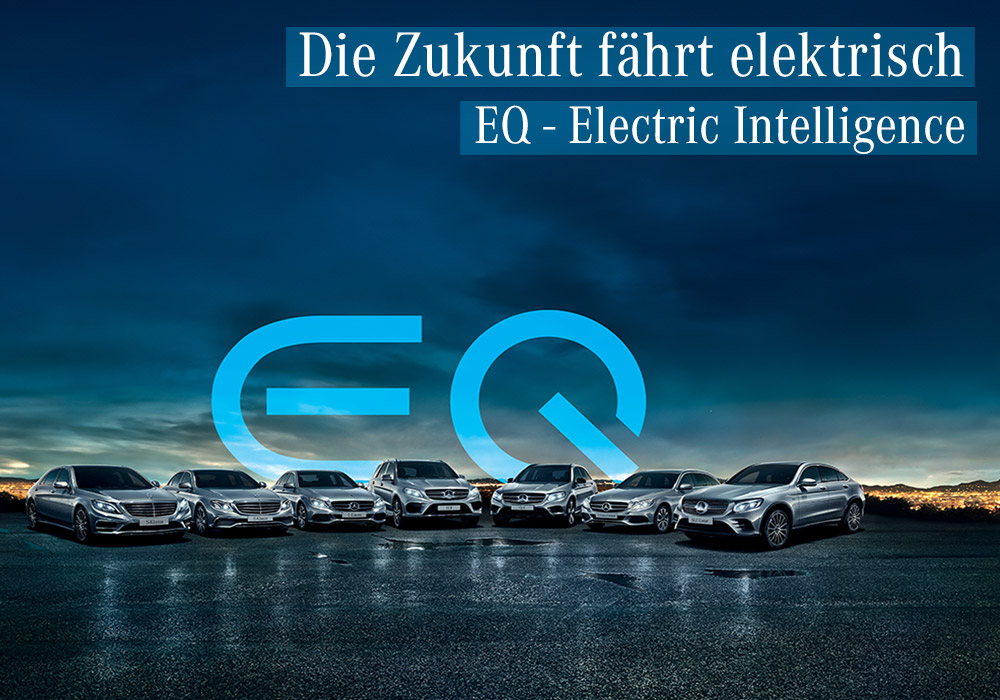 Electric Intelligence by Mercedes-Benz