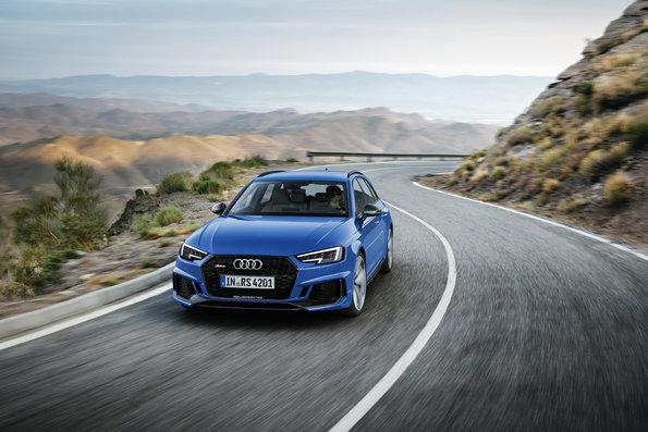 Foto Audi RS4 Avant