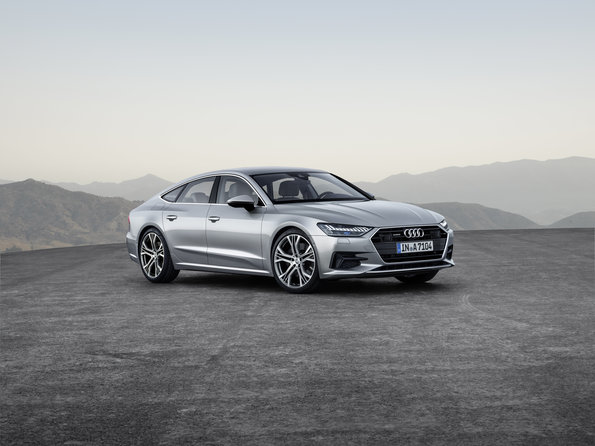 Foto Audi A7 Sportback