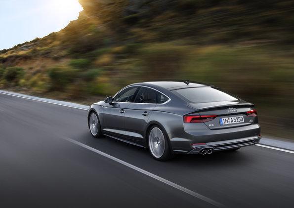 """Foto Bei der Leserwahl """"Best Cars"""" der Fachzeitschrift auto motor und sport hat der Audi A5 Sportback in der Kategorie """"Mittelklasse"""" gesiegt."""