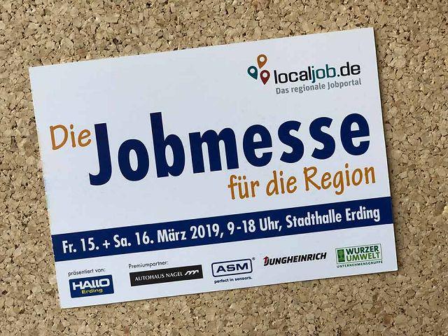 Foto Jobmesse