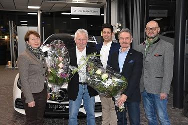 Foto e Terlutter, Anton Schlott, Dominik Langwieser, Raimund Thalhammer, Hans Joachim Jäger