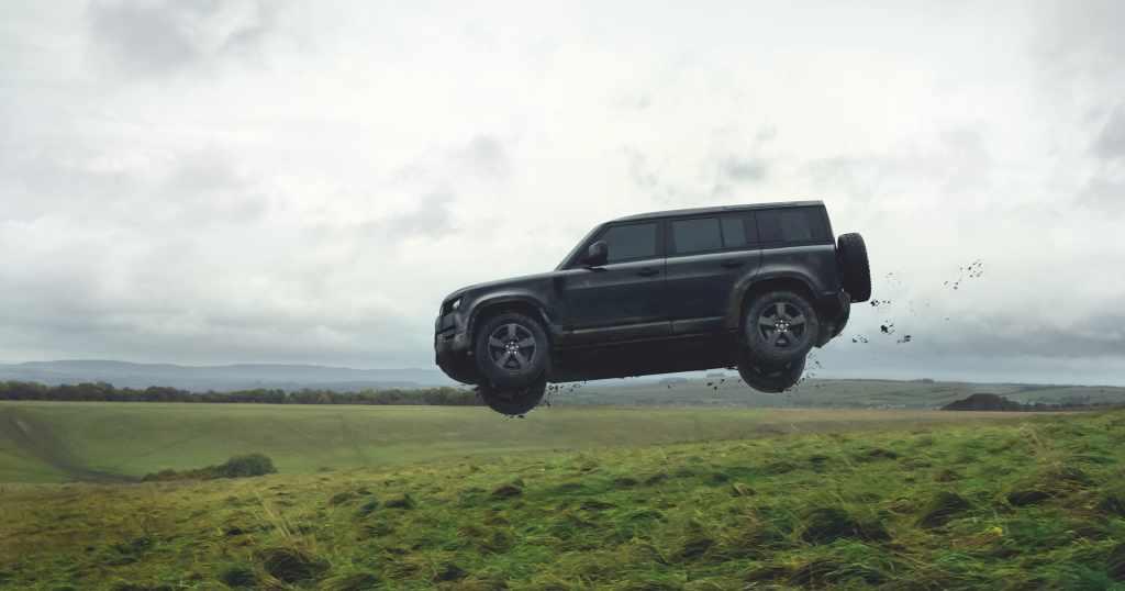Foto Land Rover Defender