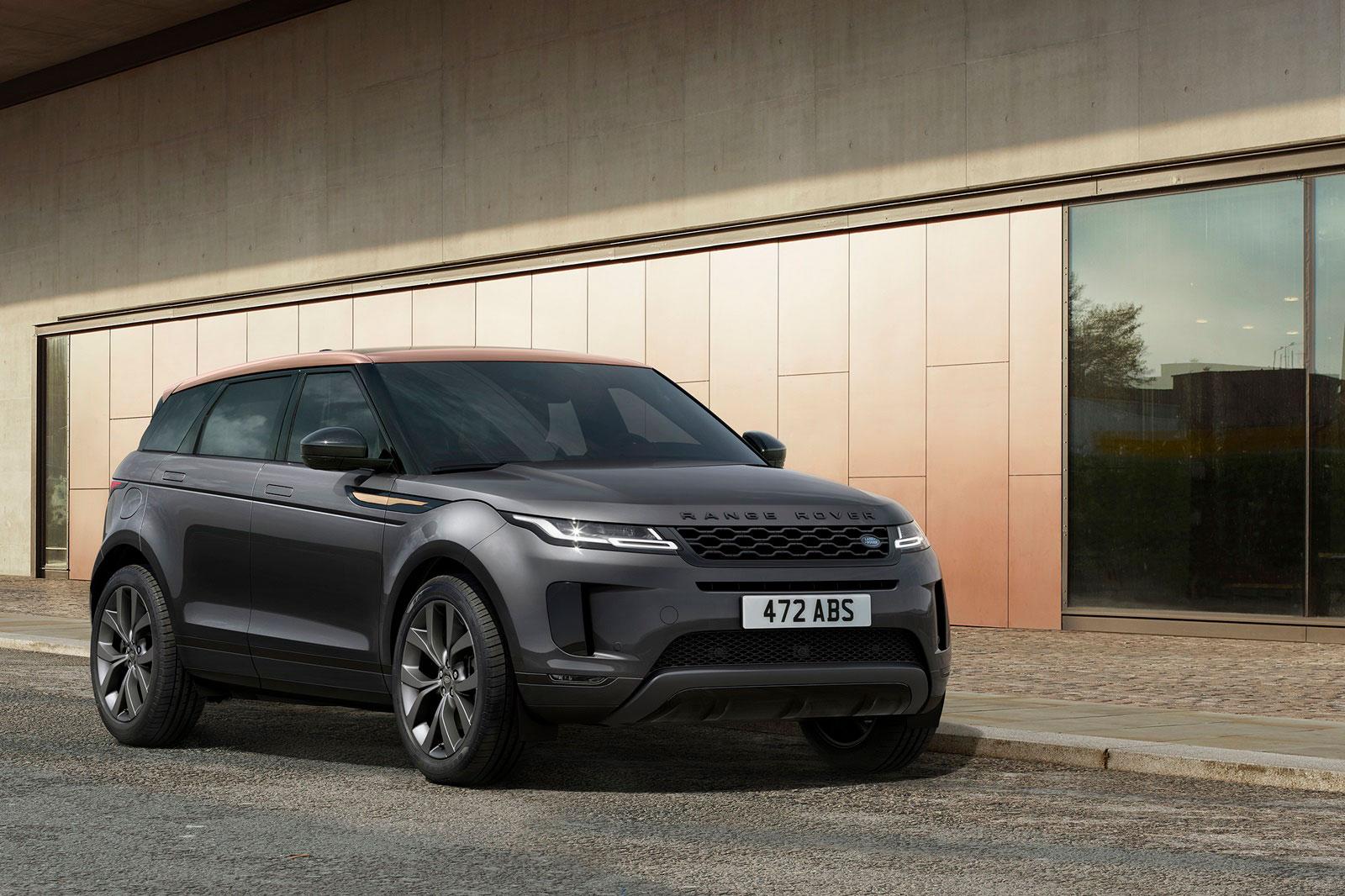 Foto Sondermodell Range Rover Evoque