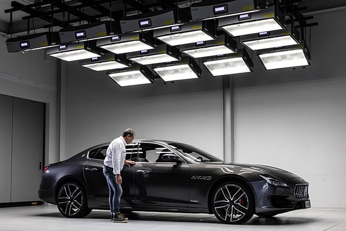Maserati Innovation Lab