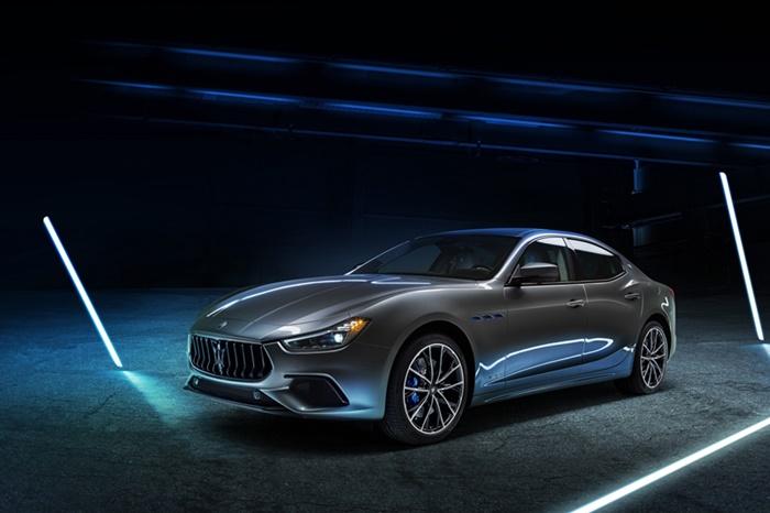 Foto Maserati Ghibli Hybrid