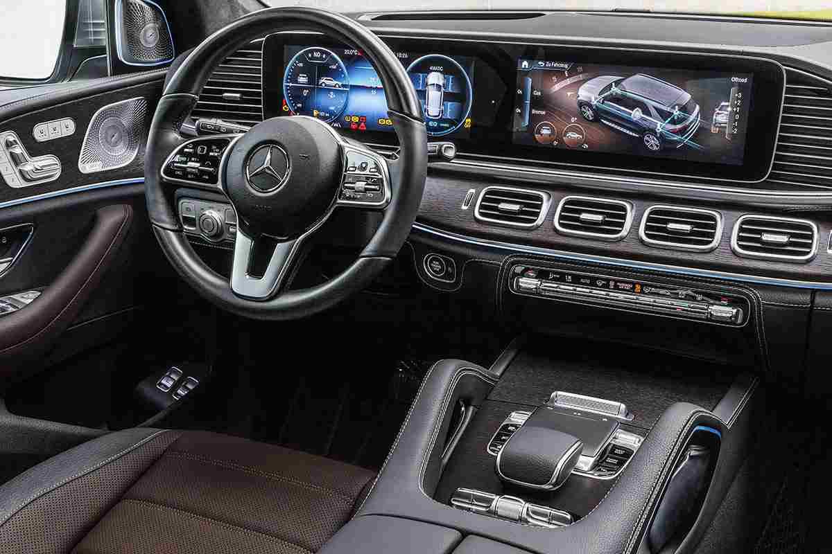 Foto Mercedes-Benz GLE