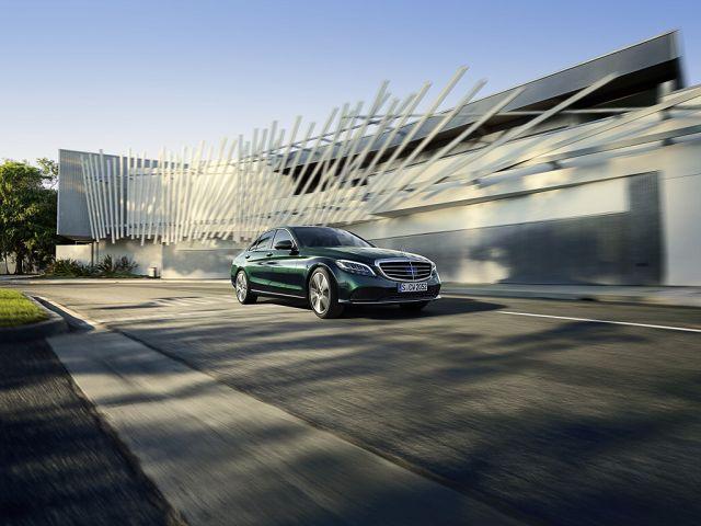 Foto Mercedes-Benz C-Klasse Limousine (2018)