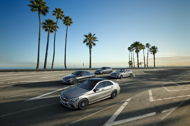 Foto The new Mercedes-Benz C-Class family