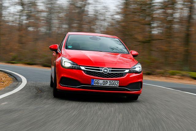 Foto Opel Astra