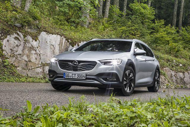 Foto Opel Insignia