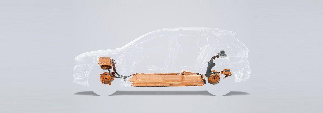 Foto Vollelektrischer Volvo
